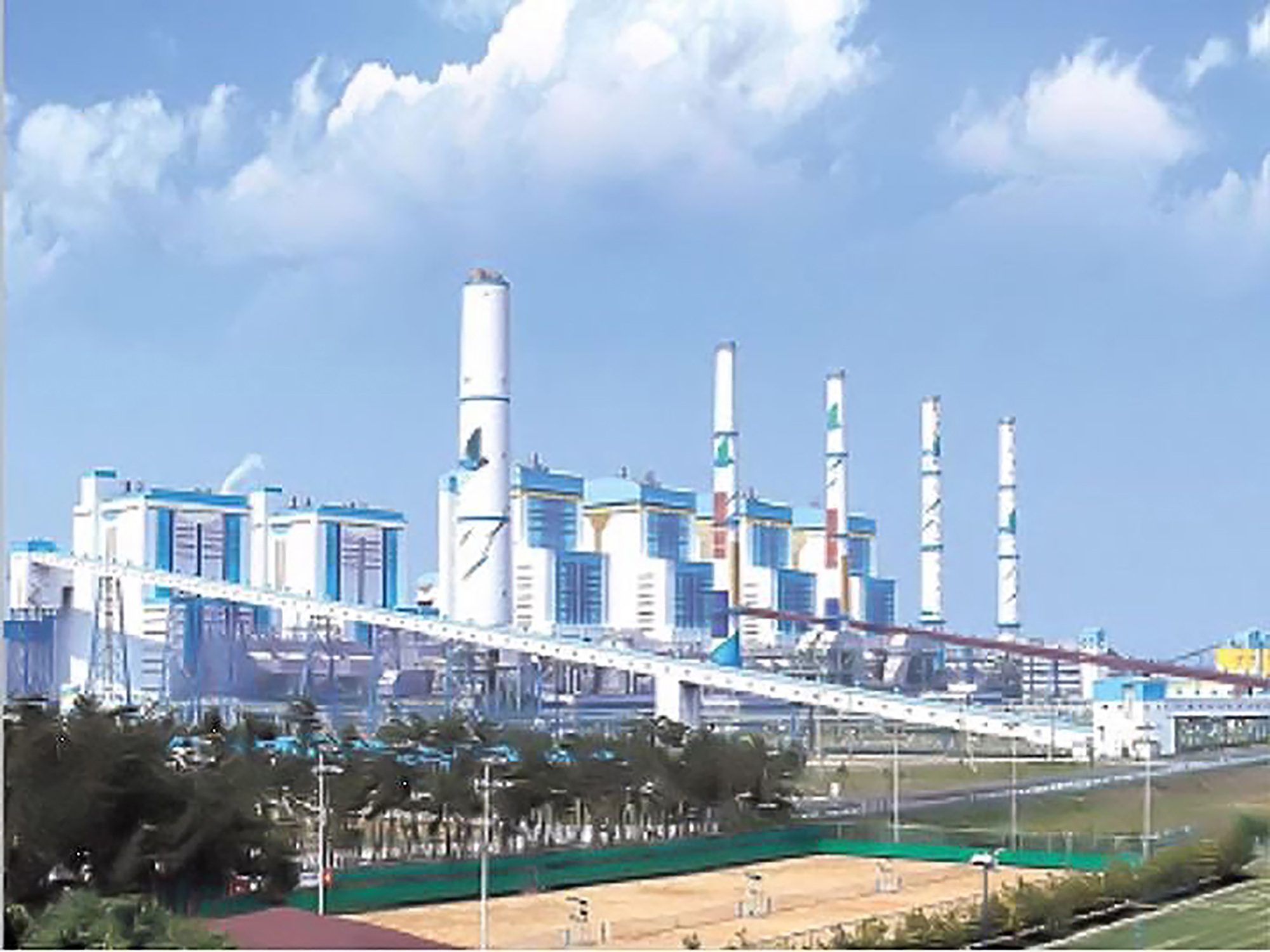 Taean Thermal Power Plant